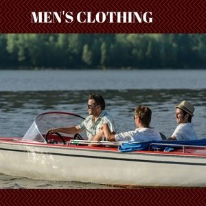 Other - MEN'S CLOTHING